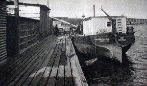 Порт Уурас, 30-е годы XX века